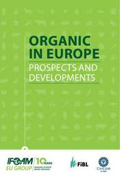 Cover Organic in Europe